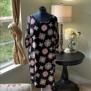 Fashion To Figure Floral Dress NWT Size 1X